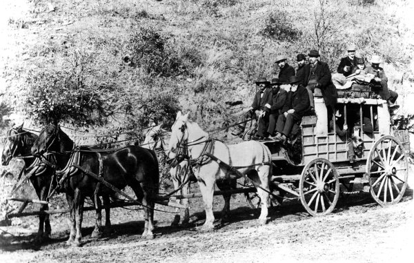 Deadwood stagecoach