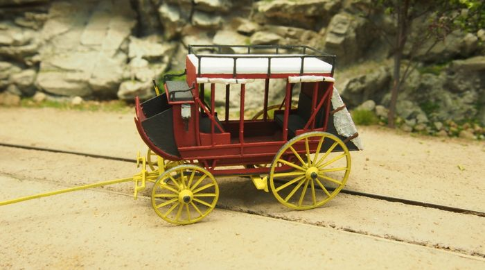 Mud wagon kits